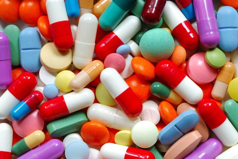 Антибиотики при женских воспалительных